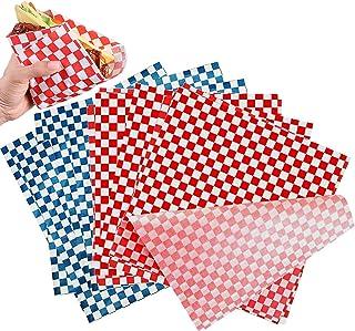 Papel para Envolver Alimentos,200 Sheets Papel de Regalo a Prueba de Aceite,Envoltorios de Tartas,Envoltorios a Prueba de ...