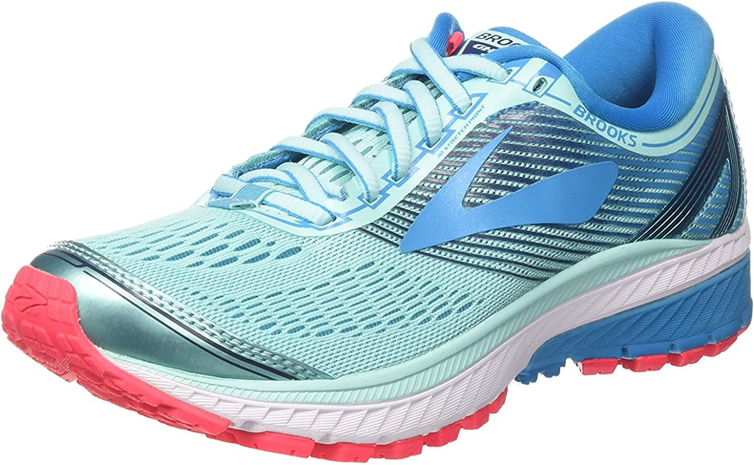 Brooks Womens Ghost 10 Bombing new work Neutral Running Cushioned Ranking TOP20 Shoe