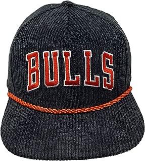 New Era Chicago Bulls NBA 9Fifty Snapback Hat Flat Bill Cap 950