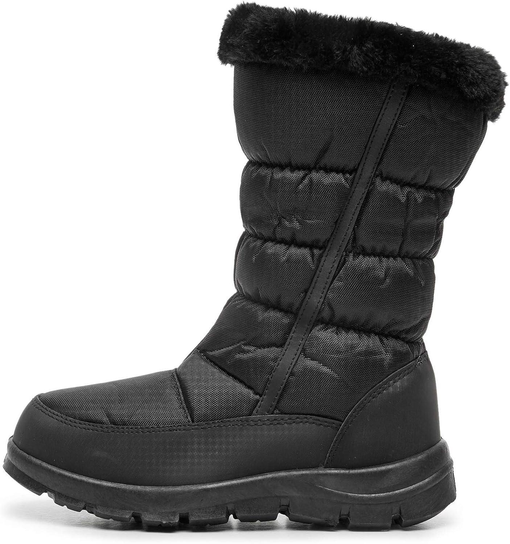 ZSXWIN Women Cold Fashion Winter Snow Boots Warm shoes