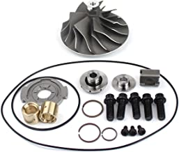 Compressor Wheel + Repair Rebuild for 03-04 Ford Powerstroke 6.0 GT3782VA Turbo Charger F250 F350 F450