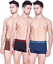 Lux Cozi Men's Cotton Boxers (Pack of 3)