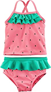 Carter's Girls' Two-Piece Swimsuit