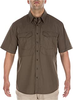 5.11 Tactical Men's Stryke Short Sleeve Professional Polo Shirt, Flex Tac Fabric, Style 71354