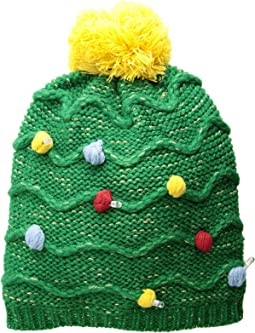 Light Up LED Christmas Tree Hat