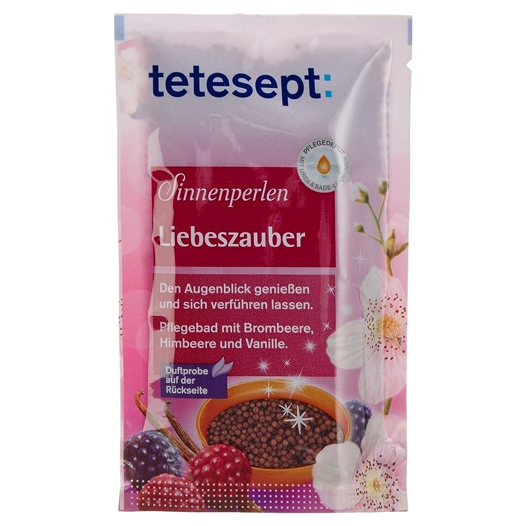 最大脆い人気Tetesept Sinnenperlen Liebeszauber Brombeere, Himbeere & Vanille 80 g