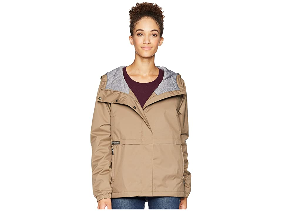 Columbia Helvetia Heightstm Jacket (Truffle) Women