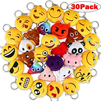 Emoji Decorations Emoji Bottle Wraps 20 Emoji Water Bottle Labels Made in the USA POP parties by Gwynn Wasson Designs