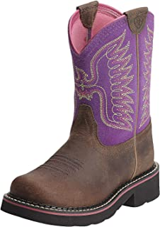 Best little girl purple cowgirl boots Reviews