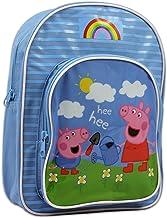 Peppa Pig - Mochila para niñas - Peppa y George Pig