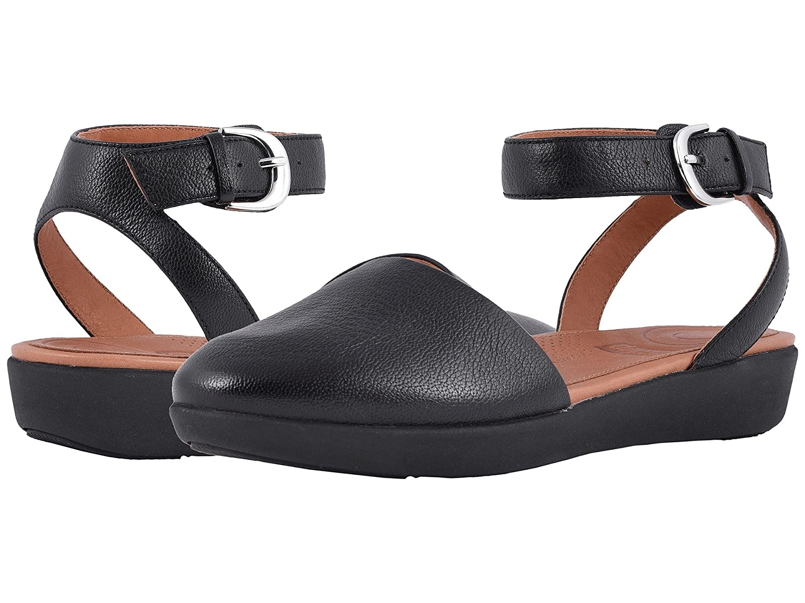 FitFlop Cova Closed Toe SandalsAtmospheric grades have affordable shoes