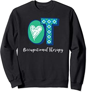 Cute Occupational Therapy Month Sweatshirt