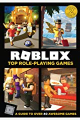 Roblox Top Role-Playing Games Hardcover