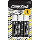 ChapStick Classic (3 Count) Original Flavor Skin Protectant Flavored Lip Balm Tube