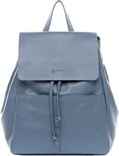 BACCINI Rucksack echt Leder Martha Kurierrucksack Backpack Tagesrucksack Lederrucksack Damen