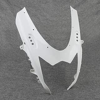 Unpainted Front Upper Nose Headlight Fairing Cowl Fit Suzuki GSXR 600 750 11-17