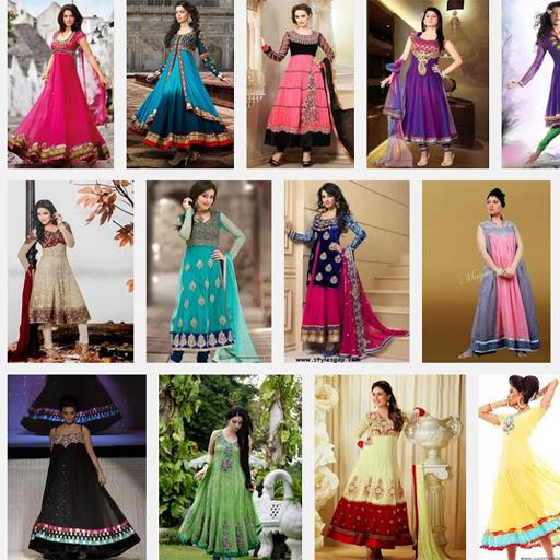Girls Farak and Shalwar Kamees Designs