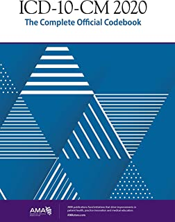 ICD-10-CM 2020: The Complete Official Codebook (ICD-10-CM the Complete Official Codebook)