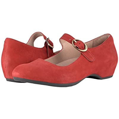 Dansko Linette (Red Milled Nubuck) Women
