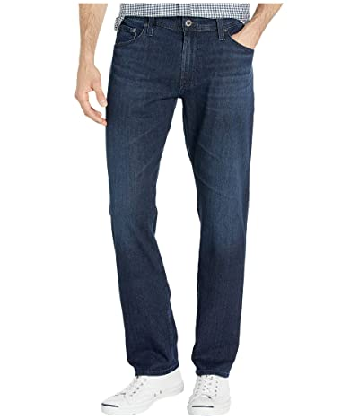 AG Adriano Goldschmied Everett Slim Straight Leg Jeans in Livid Sea (Livid Sea) Men