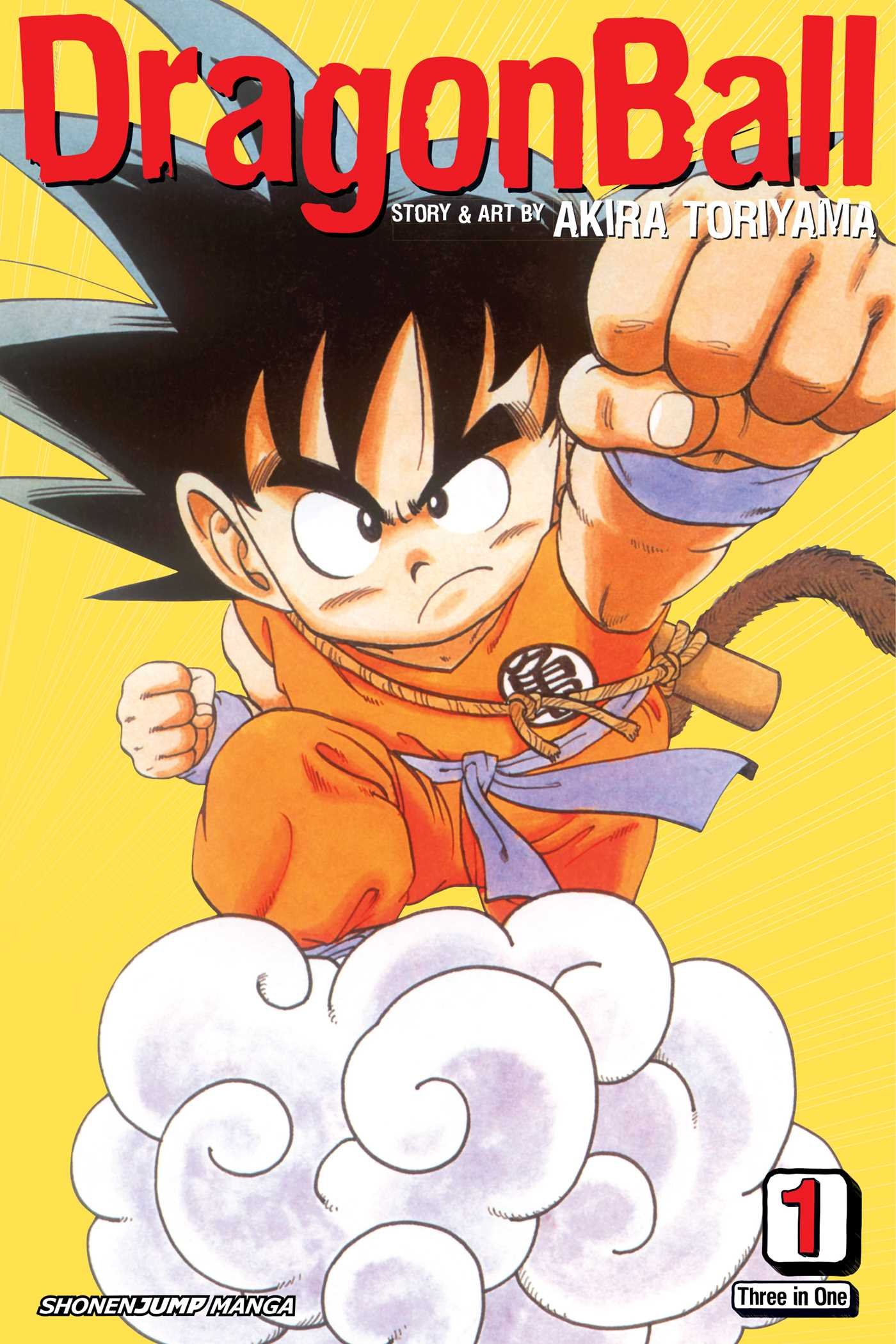 Dragon Ball (VIZBIG Edition), Vol. 1: The Quest for the Seven Dragon Balls (1)
