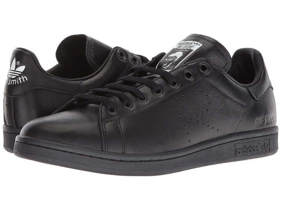adidas by Raf Simons Stan Smith (Core Black/Core Black/Core Black) Men