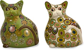 IMAX Canvon Cats, Set of 2