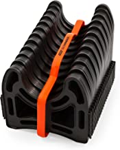 Best Camco 20 Ft (43051) Sidewinder RV Sewer Hose Support, Made From Sturdy Lightweight Plastic, Won