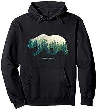 Preserve & Protect Hoodie Vintage National Park Bear Gift Pullover Hoodie