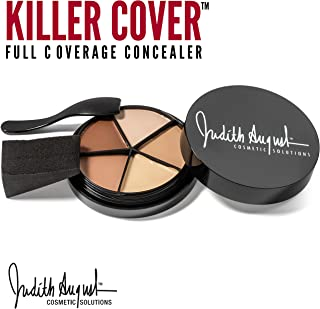 Killer Cover Full Coverage Concealer Makeup - Cover Bruises, Tattoos, Age Spots & More