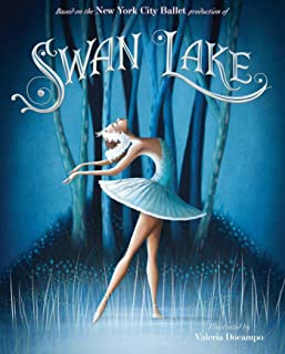 swan lake children's ballet
