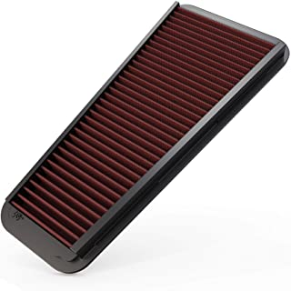 K&N Engine Air Filter: High Performance, Premium, Washable, Replacement Filter: Fits 2002-2015 Toyota Mid-size Truck and S...