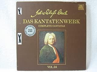 Bach: Das Kantatenwerk Complete Cantatas Vol. 24 BWV 95-98 Vinyl LPBox Set