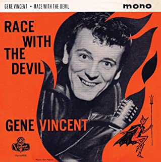 """Race With The Devil E.P (7"""") [Analog]"""