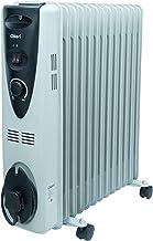 Clikon Oil Heater, 13 Fins, 3 Heating Settings 2500 Watt Black - CK4220