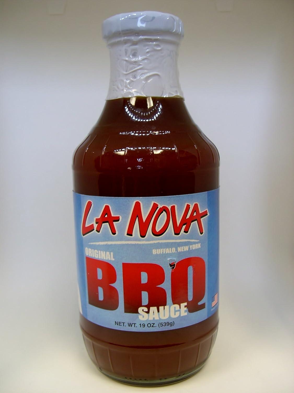 LA NOVA 19 oz BBQ Combo Nippon regular agency Our shop OFFers the best service Sauce