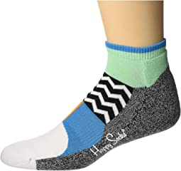 Athletic Blocked Low Sock
