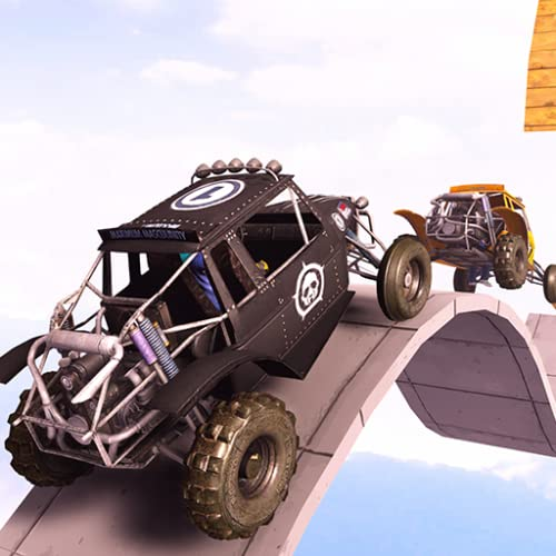 Mega Ramp Buggy Racing Challenge