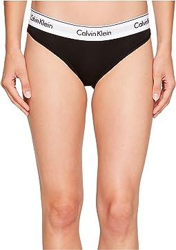5305060ec2 Black. 446. Calvin Klein Underwear. Modern Cotton Bikini