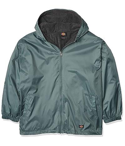 Dickies Fleece Lined Nylon Hooded Jacket Big