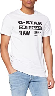 G-STAR RAW Graphic 8 T-Shirt Homme