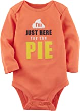 i m just here for the pie onesie