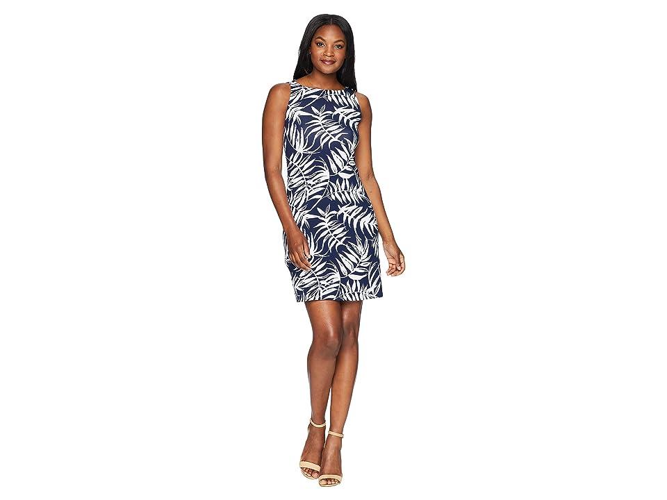 Tommy Bahama Fronds with Benefits Dress (Ocean Deep) Women