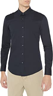 Antony Morato Men's Long Sleeve Shirt MMSL00411-FA450001