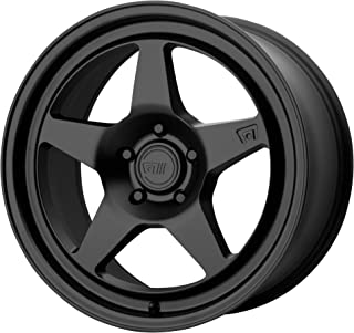 MOTEGI MR137 SATIN BLACK MR137 18x9.5 5x100.00 SATIN BLACK (45 mm) Wheel TIRE