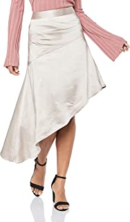 All About Eve Women's Coco Assym Skirt