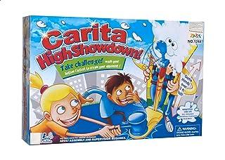 1244 Carita Showdown Pie Face Game for Kids