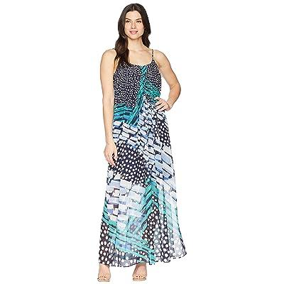 NIC+ZOE Bloom Me Away Dress (Multi) Women