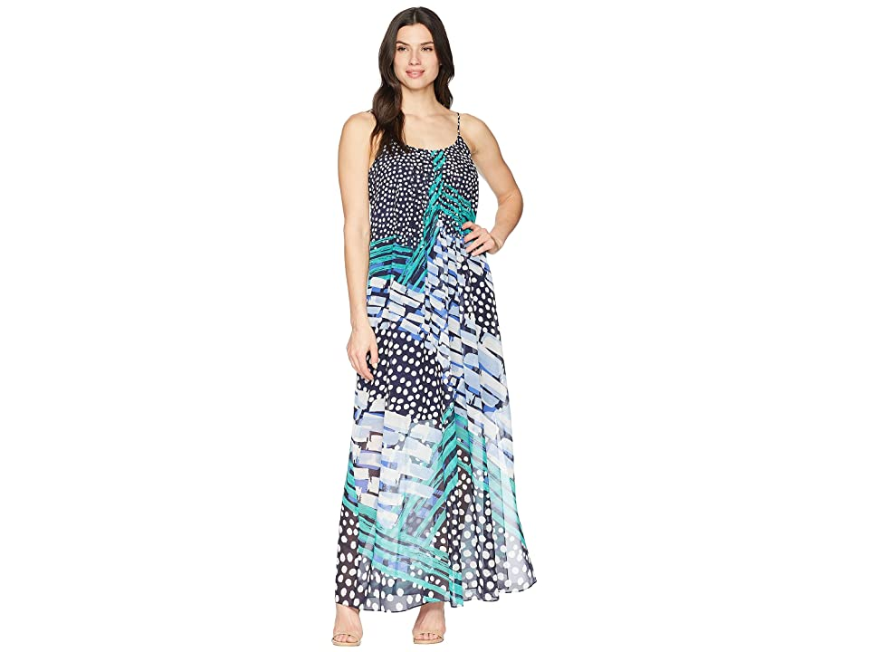 NIC+ZOE Bloom Me Away Dress (Multi) Women