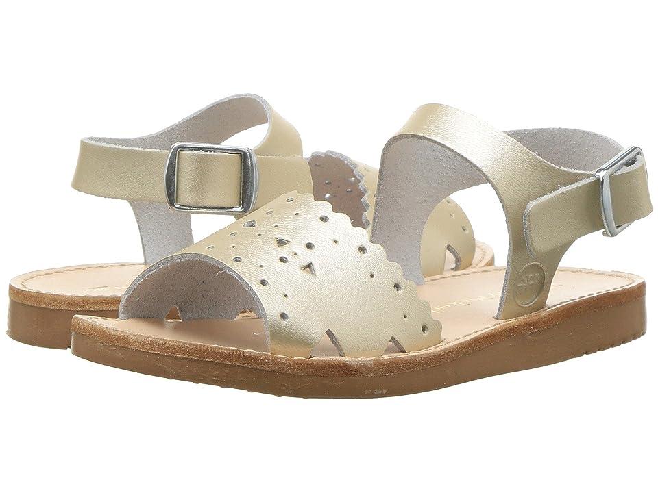 Freshly Picked Laguna Sandal (Infant/Toddler/Little Kid) (Platinum) Girls Shoes